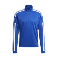 Sweat d'entrainement ADIDAS Squadra 21 Bleu roi Blanc GP6475 GP6469