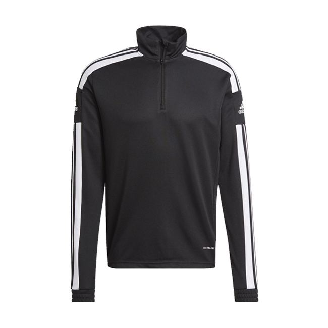 Sweat d'entrainement ADIDAS Squadra 21 Noir Blanc GK9562 GK9561