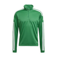 Sweat d'entrainement ADIDAS Squadra 21 Vert Blanc GP6473 GP6471