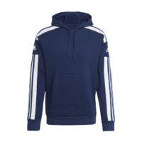 Sweat-shirt a capuche ADIDAS Squadra 21 Bleu marine Blanc GT6636
