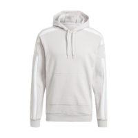 Sweat-shirt a capuche ADIDAS Squadra 21 Gris Blanc GT6635
