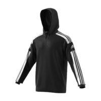 Sweat-shirt a capuche ADIDAS Squadra 21 Noir Blanc GT6634