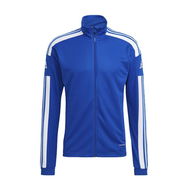 Veste d'entrainement ADIDAS Squadra 21 Bleu Blanc GP6463 GP6457