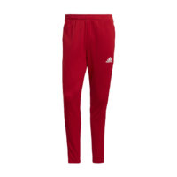 Pantalon d'entrainement ADIDAS Tiro 21 Rouge Blanc GJ9869