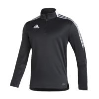 Sweat 1 4 zip ADIDAS Tiro 21 Noir Blanc GM7354 GM7366