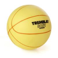 Ballon de Basket PVC SOFT'BASKET Tremblay BAB710