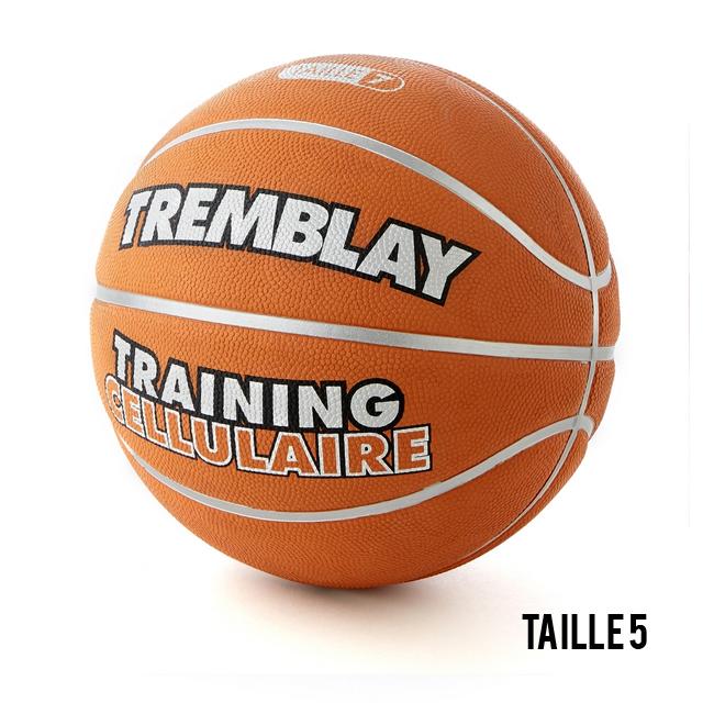 Ballon de Basket TRAINING CELLULAIRE Tremblay BEC5 BEC6 BEC7