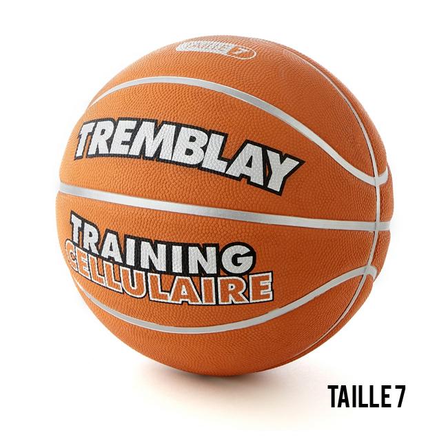 Ballon de Basket TRAINING CELLULAIRE Tremblay BEC7