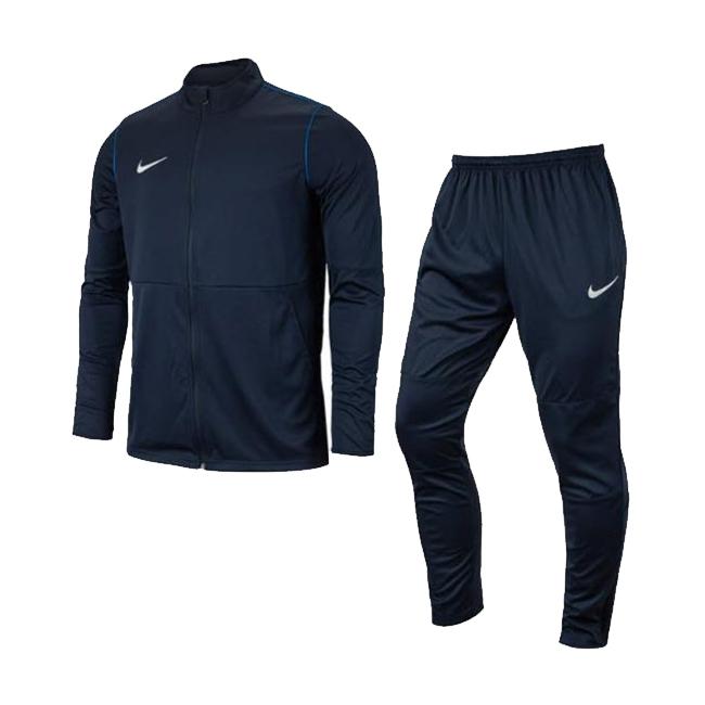 Survetement Nike Dri-Fit Park Bleu marine Blanc BV6887-410