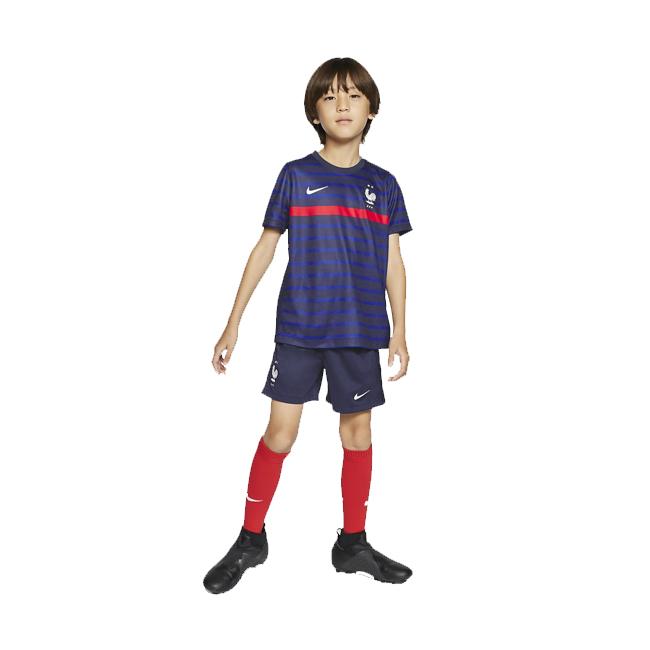 Tenue de football France Nike Enfant CD1271-498