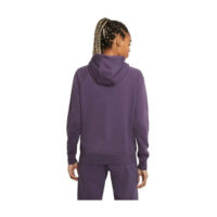 Veste capuche Nike Femme Essential FLC Dos BV4122-574