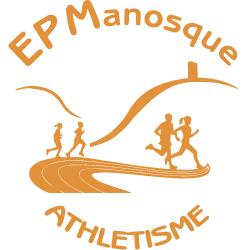 Logo EP Manosque Athlétisme