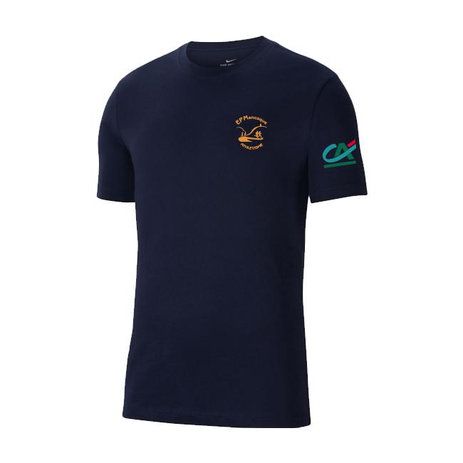 Tee-shirt Nike Club Team 20 EP Manosque Athletisme CZ0881-451 CZ0909-451