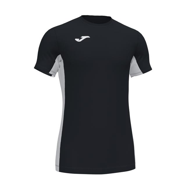 Maillot Volley Joma Superliga 101469 102 Noir Blanc
