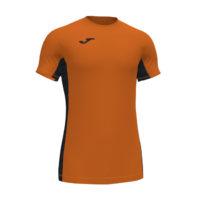 Maillot Volley Joma Superliga 101469 881 Orange Noir