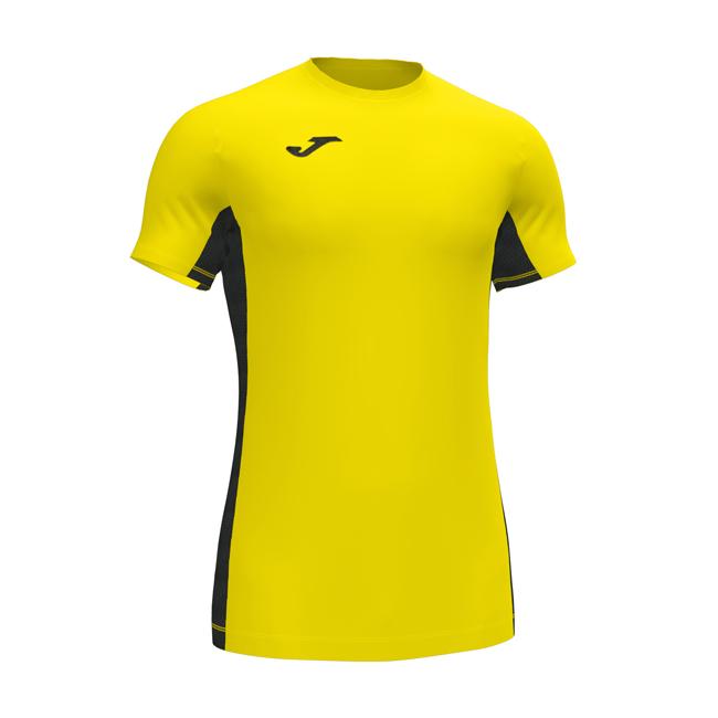 Maillot Volley Joma Superliga 101469 901 Jaune Noir