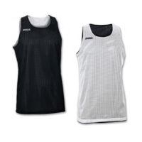 Maillot basket reversible Joma Aro 100050 100 Noir Blanc