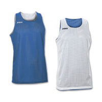 Maillot basket reversible Joma Aro 100050 700 Bleu royal Blanc