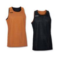 Maillot basket réversible Joma Aro 100050 800 Orange Noir