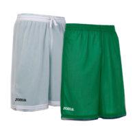 Short basket reversible Joma Rookie 100529 450 Vert Blanc