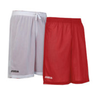 Short basket reversible Joma Rookie 100529 600 Rouge Blanc