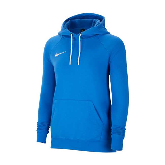 Sweat a capuche Nike Park 20 Femme Bleu royal Blanc CW6957-463