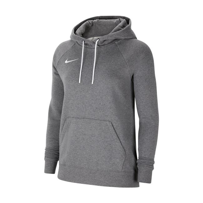 Sweat a capuche Nike Park 20 Femme Gris Blanc CW6957-071