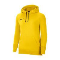 Sweat a capuche Nike Park 20 Femme Jaune Noir CW6957-719